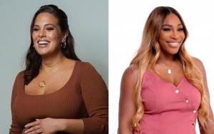 Pregnant Ashley Graham Asks Serena Williams for Sex Tips
