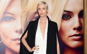 Charlize Theron Opens Up About Mom Killing 'Very Sick' Father in Self-Defense