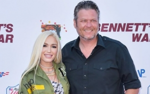 Gwen Stefani Says Blake Shelton Makes Her Fall in Love With Country Music