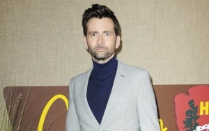 David Tennant Confused by Hardest Working Actor Title