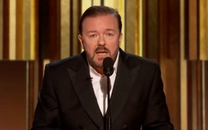 Ricky Gervais Draws Mixed Reaction for 2020 Golden Globes Opening Monologue