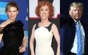 Renee Zellweger Praised by Kathy Griffin for Sweet Support Post-Trump Photo Scandal