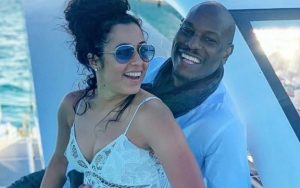 Tyrese Gibson Expecting Baby With Wife Samantha