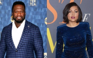 50 Cent 'Apologizes' to Taraji P. Henson After She Called Him 'Embarrassing'