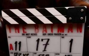 'The Batman' Director Marks First Day of Filming With Official Set Photo