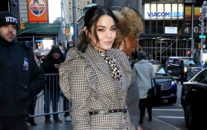 Vanessa Hudgens Under Fire for Insensitive Pose With Face Mask Amid Coronavirus Crisis