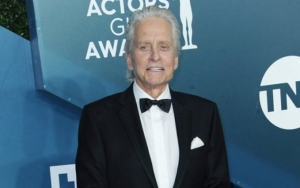 Michael Douglas Speaks at Michael Bloomberg Event Hours After Announcing Father's Death