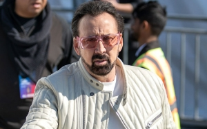 Nicolas Cage Puts on Loved-Up Display With New Girlfriend at Independent Spirit Awards