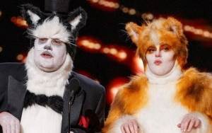 Rebel Wilson and James Corden Slammed for Their 'Cats' Jokes at Oscars