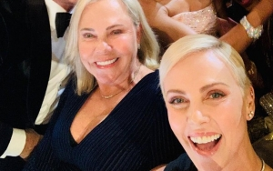 Charlize Theron Photobombed by Tom Hanks, Regina King and More in Epic Oscars Selfie