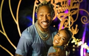 Lori Harvey Shows Off Future's Romantic Surprise on Valentine's Day