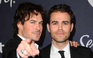 Ian Somerhalder Teams Up With Paul Wesley to Launch New Bourbon Line