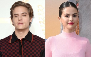 Dylan Sprouse Pokes Fun at His Throwback Photo After Selena Gomez's Worst Kiss Revelation