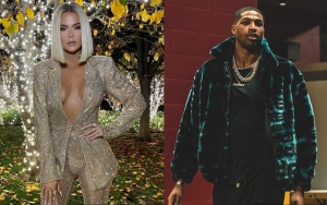 Report: Khloe Kardashian and Tristan Thompson Quarantining Together Amid Reconciliation Rumors