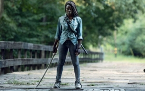 Danai Gurira 'Blown Away' by Love She Received on Her Last Day on 'The Walking Dead' Set