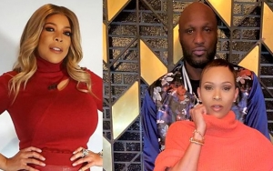 Wendy Williams Shades Lamar Odom and Fiancee's New Show