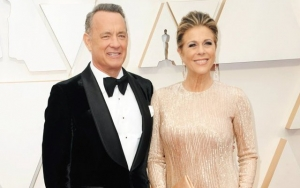 Tom Hanks Social Distancing at Home After Returning From Australia