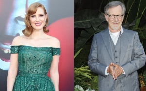 Jessica Chastain and Steven Spielberg Send Food to ICU Staff Treating Coronavirus Patients