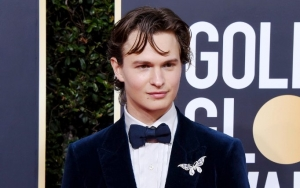 Ansel Elgort Uses His Nude Photo to Trick Fans Into Donating for Coronavirus Relief Efforts