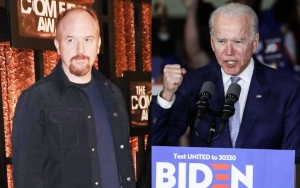 Louis C.K.'s Donation Rejected by Joe Biden Amid Presidential Campaign