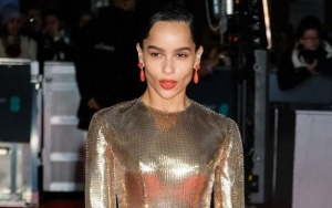 Zoe Kravitz Credits Catwoman Workout for Keeping Her Sane During Lockdown