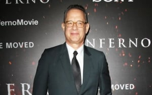 Tom Hanks Likens Giving Plasma for COVID-19 Research to Taking a Nap in Donation Photos