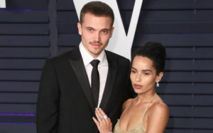 Zoe Kravitz Blames Coronavirus Anxiety for Rocky Marriage in First Weeks of Quarantine