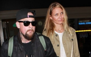 Benji Madden Hails Wife Cameron Diaz as 'Force of Nature' on First Mother's Day
