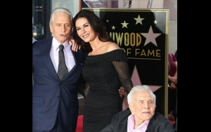 Michael Douglas Fondly Recalls Late Dad Often Ditched Him for Wife Catherine Zeta-Jones