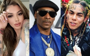 Celina Powell Claims Snoop Dogg Is Calling Her to Team Up Against 6ix9ine