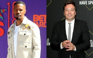 Jamie Foxx Calls Outrage Over Jimmy Fallon's Blackface Skit 'a Stretch'
