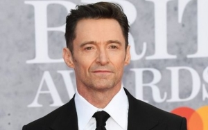 Hugh Jackman Under Fire for Sharing Picture of Cop Hugging Protester