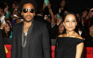 Zoe Kravitz Gets Father Lenny's Approval for Joining Black Lives Matter Protest in London