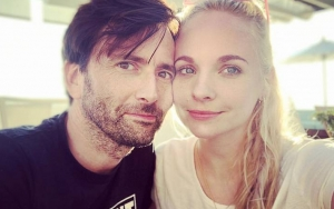 David Tennant's Wife Furious After Facebook Removes Her Breastfeeding Picture