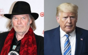 Neil Young Slams Donald Trump for Playing His Songs at Mount Rushmore Event