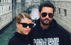 Sofia Richie Visits Scott Disick's House for Netflix Date After Fourth of July Reunion
