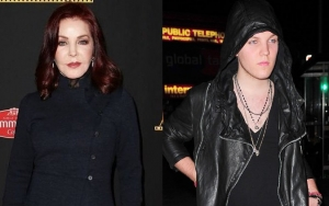 Priscilla Presley Still Can't Get Over the Shock of Grandson's Suicide