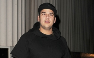 Rob Kardashian Teases Weight-Loss Journey With Shirtless Photo