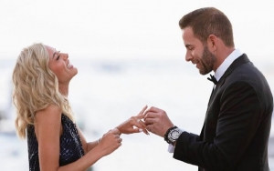Tarek El Moussa and Heather Rae Young Glam Up in Engagement Announcement