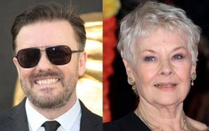 Ricky Gervais and Judi Dench Take Part in New Anti-Animal Cruelty Campaign