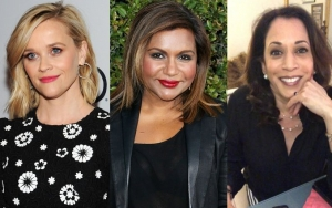 Reese Witherspoon and Mindy Kaling Jump In to Host Virtual Fundraiser for Kamala Harris