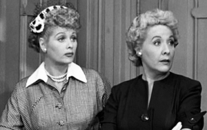 'I Love Lucy' Stars Lucille Ball and Vivian Vance Named Best TV Pals