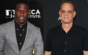Kevin Hart Jokes About Being Outshone by Tom Hanks While Revealing He Contracted COVID-19