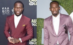 Kevin Hart Turns 'Disrespectful' Usain Bolt Mix-Up Into Humor