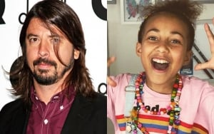 Dave Grohl Answers 10-Year-Old Girl's Virtual Drum-Off Challenge