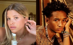 Moving On! Sofia Richie Spotted Getting Cozy With Jaden Smith During Beach Date