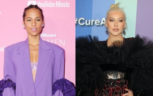 Alicia Keys Recalls Coming Close to Giving Christina Aguilera 'If I Ain't Got You'