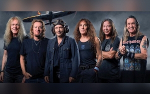 Iron Maiden Forced to Return to Studio Due to Pandemic