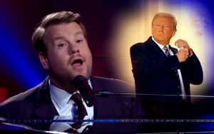 James Corden Performs Parody Song to Slam Donald Trump Over Response to Covid-19 Diagnosis