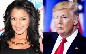 Claudia Jordan Recalls Rejecting Married Donald Trump's Attempts to Kiss Her